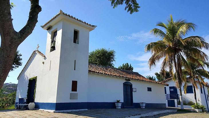 Igreja de Sant'Ana Armação dos Búzios @viajecomigo