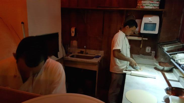 Pizza Pino - Armação dos Búzios - Brasil © Viaje Comigo