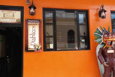 Restaurante Diablicos, Cidade do Panamá © Viaje Comigo