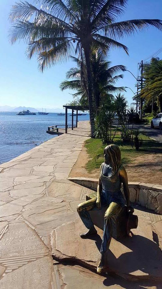 A história de Brigitte Bardot em Armação dos Búzios, Brasil © Viaje Comigo