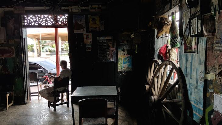 Bar La Araña Sin Rival, Monagrillo - Herrera - Panamá © Viaje Comigo