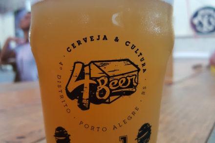 4 Beer Porto Alegre, Brasil © Viaje Comigo