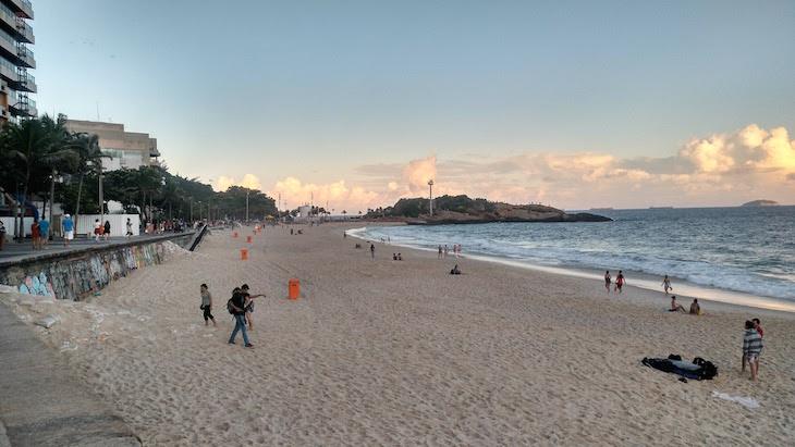 Ipanema - Rio de Janeiro © Viaje Comigo