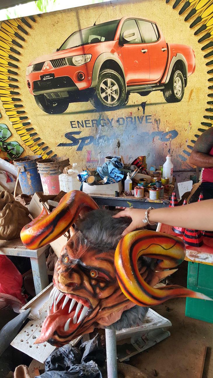 Diablicos - Panamá © Viaje Comigo