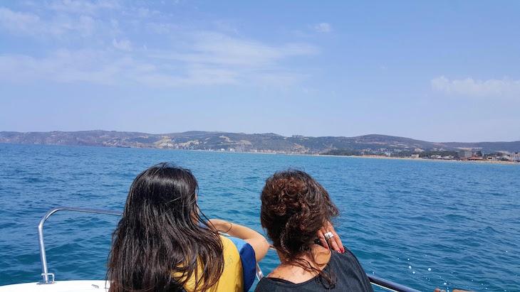 Passeio de barco em Saidia – Marrocos © Viaje Comigo