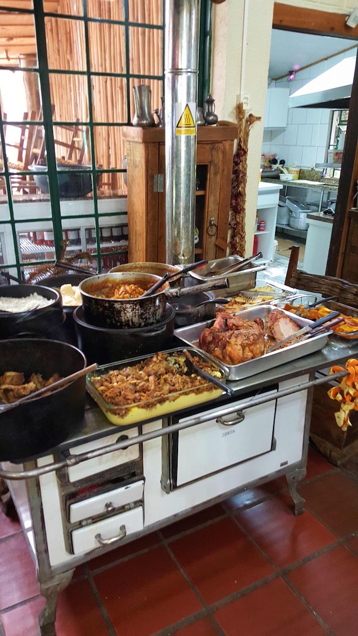 Restaurante Sabor e Flor - Parque do Caracol - Canela - Brasil © Viaje Comigo