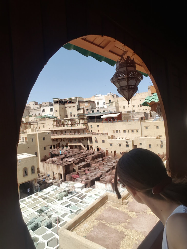 Medina de Fez - Marrocos © Viaje Comigo