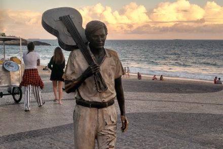 Tom Jobim - Rio de Janeiro © Viaje Comigo