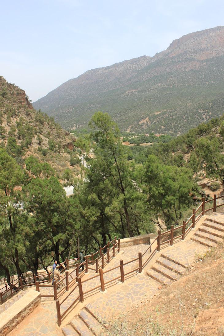 Montanhas e Vale do Zegzel - Marrocos © Viaje Comigo