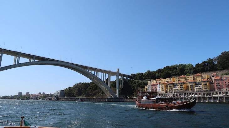 Passeio de barco com a Riversoul - Porto © Viaje Comigo