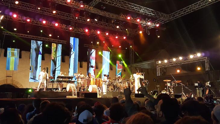 Carlinhos Brown - Festival Gnaoua 2017 - Essaouira © Viaje Comigo