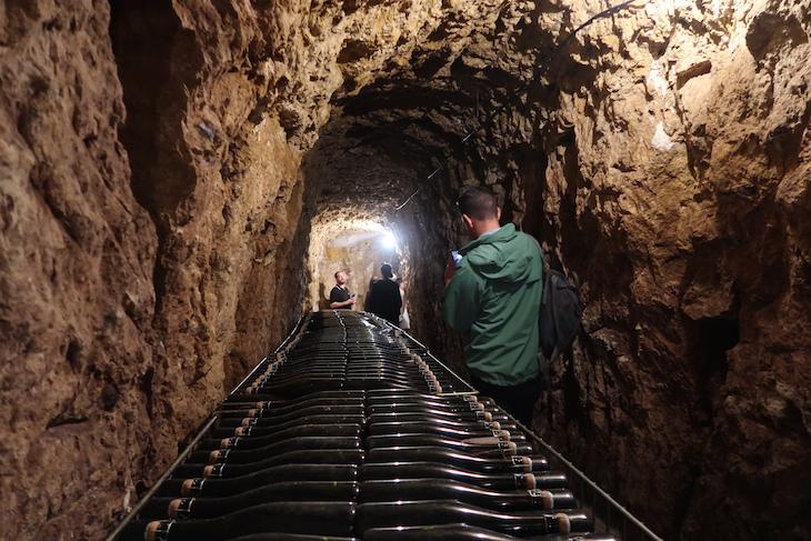 Caves da Alain Robert, Chançay, Vouvray, Vale do Loire, França © Viaje Comigo