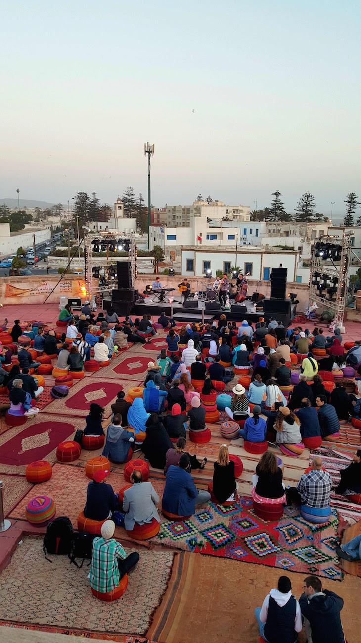 Concerto Le Bejazz Festival Gnaoua 2017 - Essaouira © Viaje Comigo
