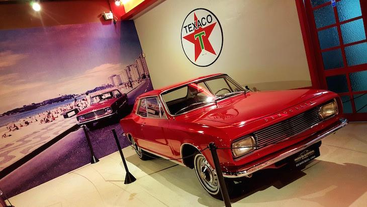 Democrata Museu do Automóvel de Canela, Rio Grande do Sul, Brasil © Viaje Comigo