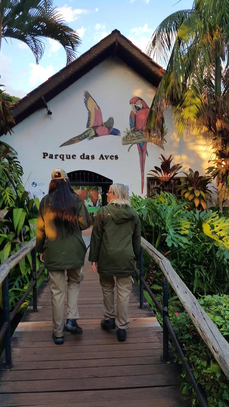 Parque das Aves - Foz do Iguacu - Brasil © Viaje Comigo