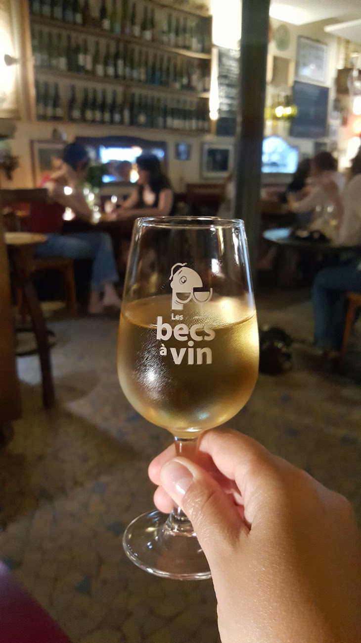 Les Becs à Vin - Orleães - Franca © Viaje Comigo