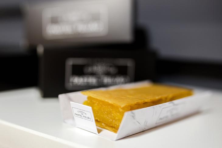 Fábrica do Pastel de Feijão - Direitos Reservados