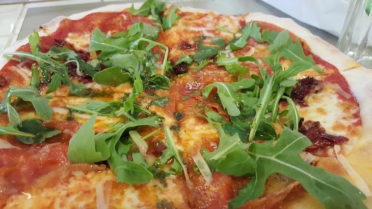 Pizza da Tavi - Padaria da Foz - Porto © Viaje Comigo