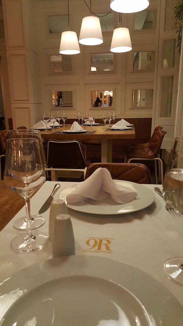 Restaurante 9 Reinas -Central Hotel Panamá © Viaje Comigo