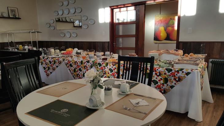 Sala de refeições do Grande Hotel Canela - Rio Grande do Sul - Brasil © Viaje Comigo