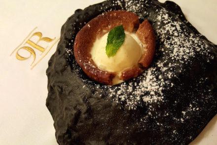 Sobremesa no Restaurante 9 Reinas -Central Hotel Panamá © Viaje Comigo