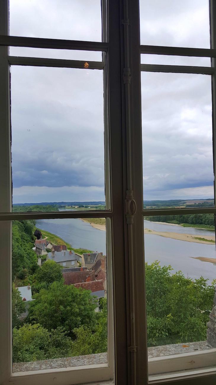 Vista de Chaumont-sur-Loire - França © Viaje Comigo