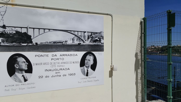 Subir à ponte da Arrábida com o Porto Bridge Climb © Viaje Comigo