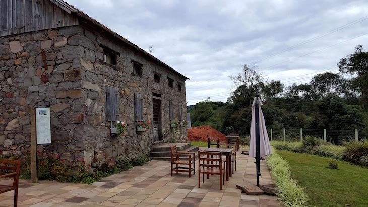 Pousada Cantelli - Bento Gonçalves - Rio Grande do Sul - Brasil © Viaje Comigo