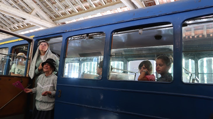 Museu Nacional Ferroviário - Núcleo de Macinhata do Vouga © Viaje Comigo