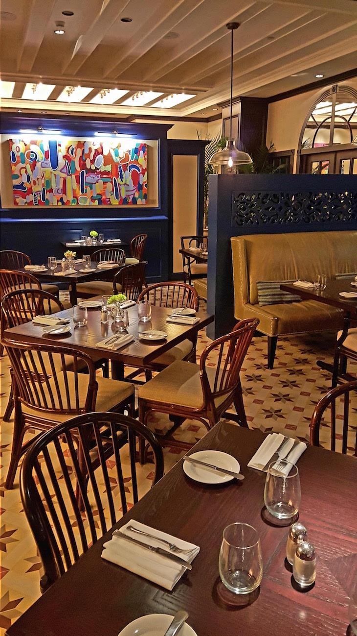 Restaurante Salsipuedes, Cidade do Panamá © Viaje Comigo