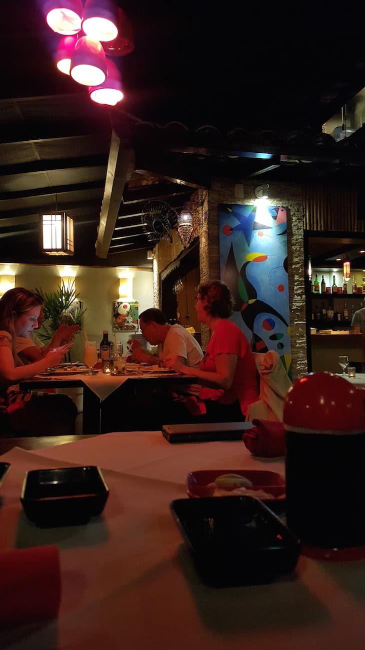 Restaurante Enu - Armação dos Búzios - Brasil © Viaje Comigo