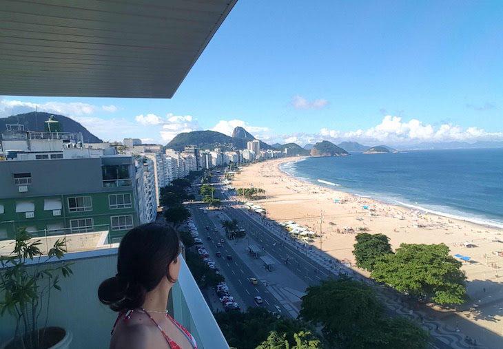 Pestana Rio Atlântica - Copacabana - Rio De Janeiro - Brasil © Viaje Comigo
