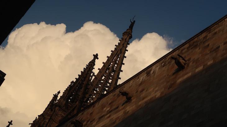 Catedral de Barcelona © Viaje Comigo