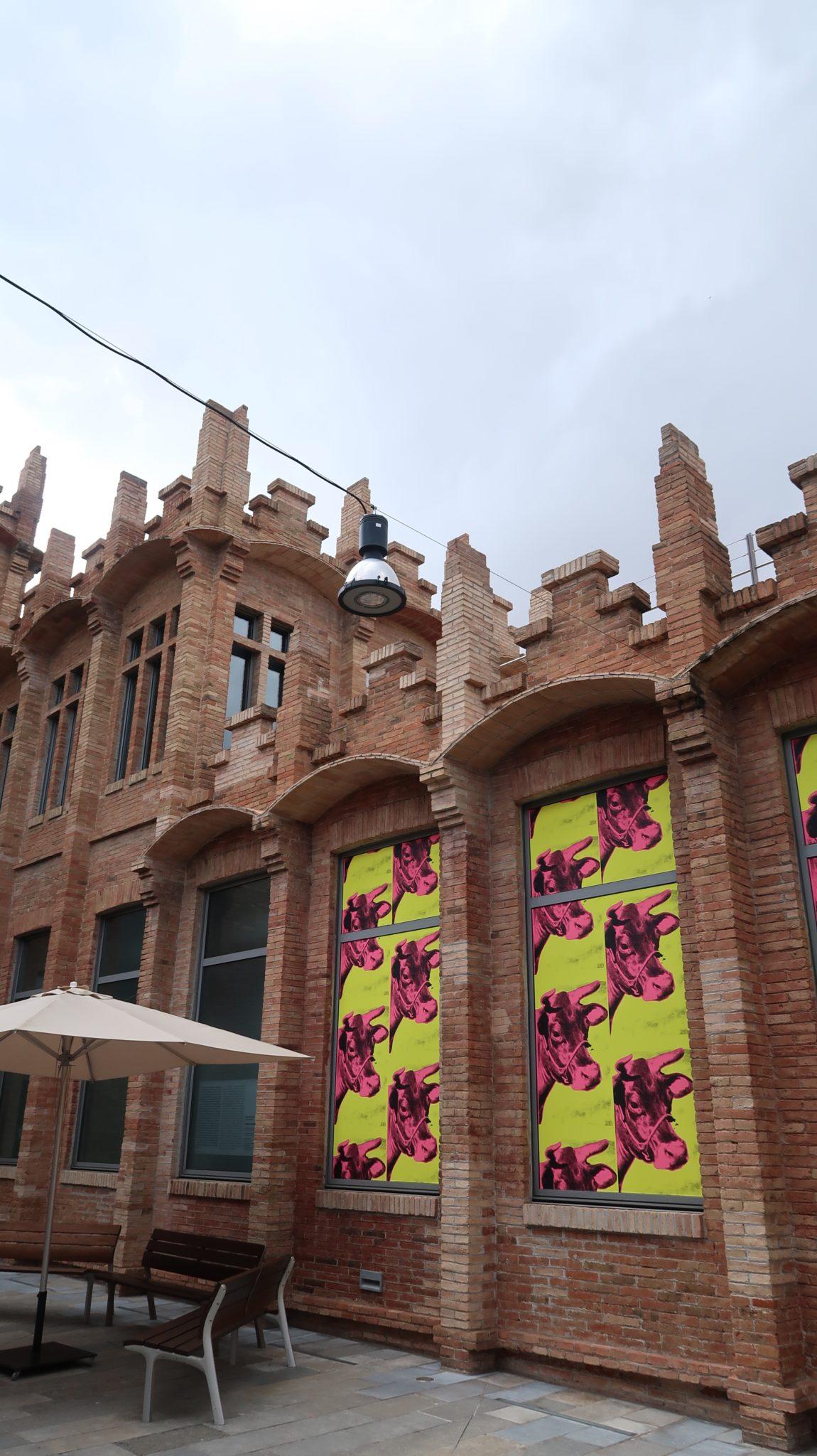 CaixaForum - Barcelona © Viaje Comigo