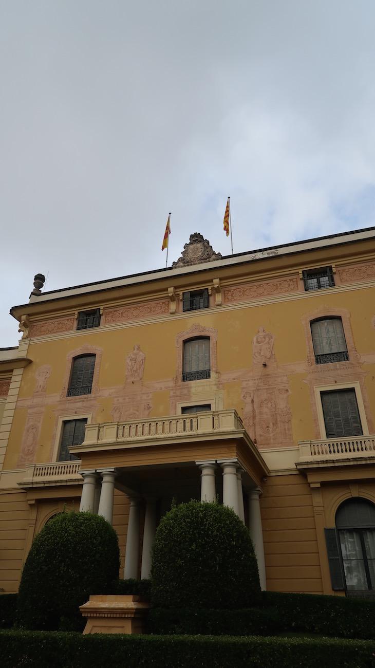 Palau Reial de Pedralbes, Barcelona © Viaje Comigo