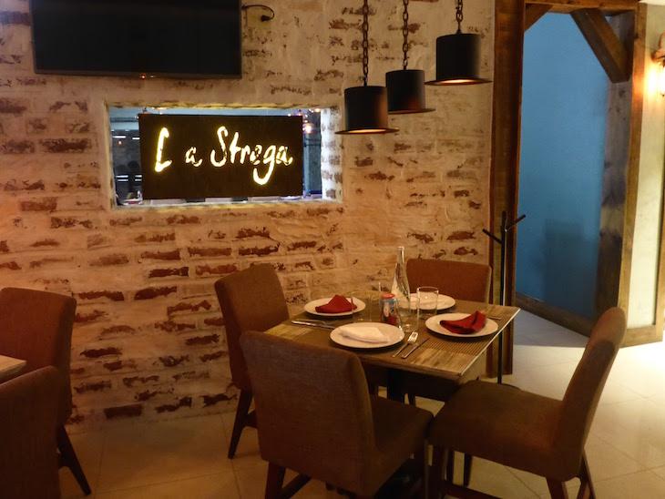 Restaurante La Strega, Cidade do Panamá © Viaje Comigo