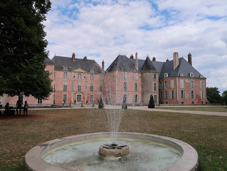 Château de Meung-sur-Loire, Vale do Loire, França © Viaje Comigo