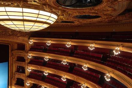 Gran Teatre del Liceu, Barcelona © Viaje Comigo