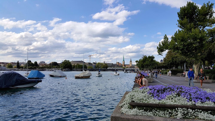 Zurique - Suíça © Viaje Comigo