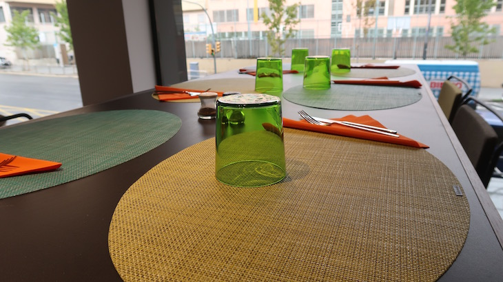 Pequeno-almoço do Hotel Mercure Barcelona Condor © Viaje Comigo