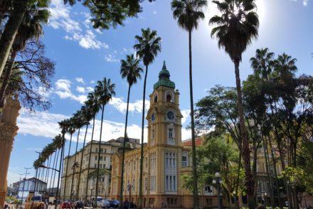 Museu POA - Porto Alegre - Brasil © Viaje Comigo