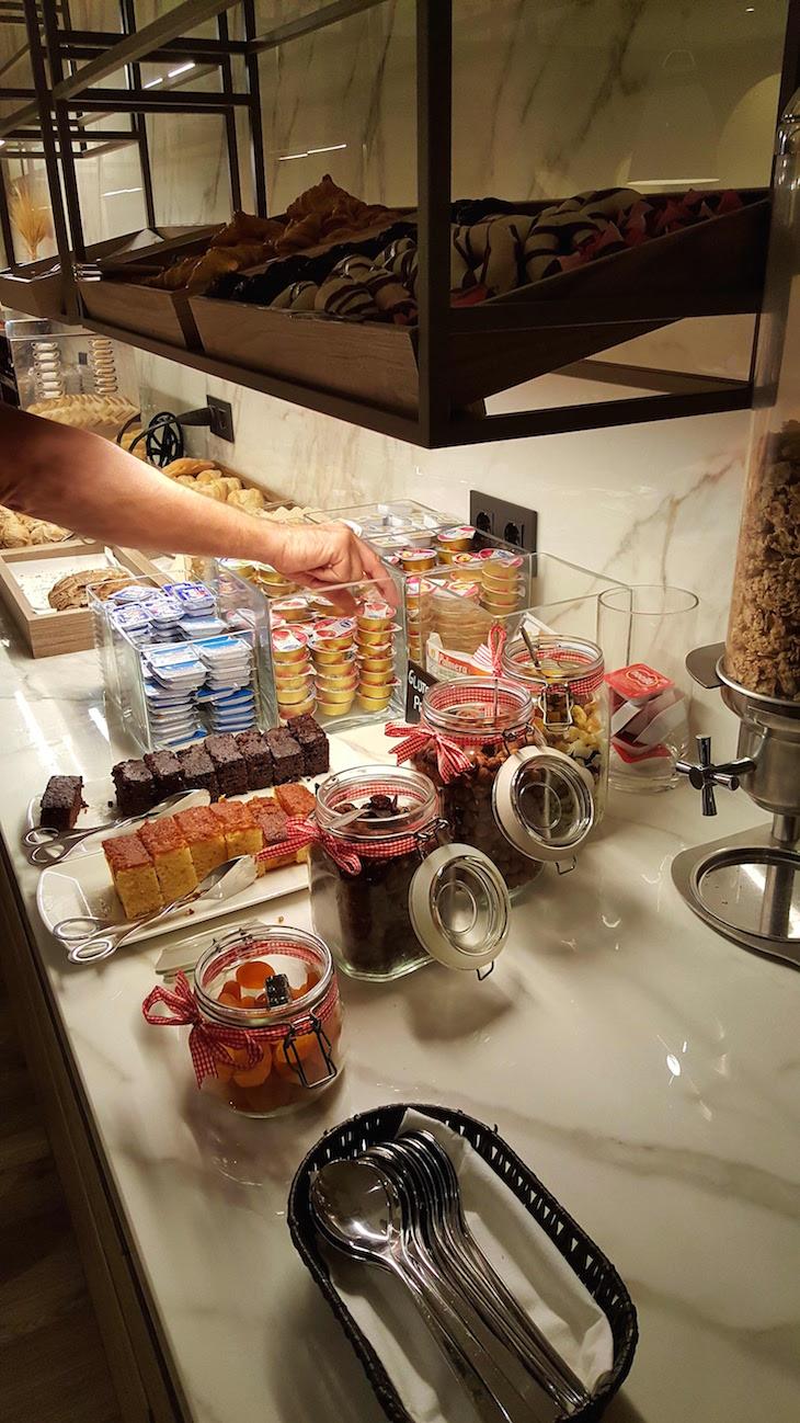 Pequeno-almoço do AC Hotel Alicante, Espanha © Viaje Comigo