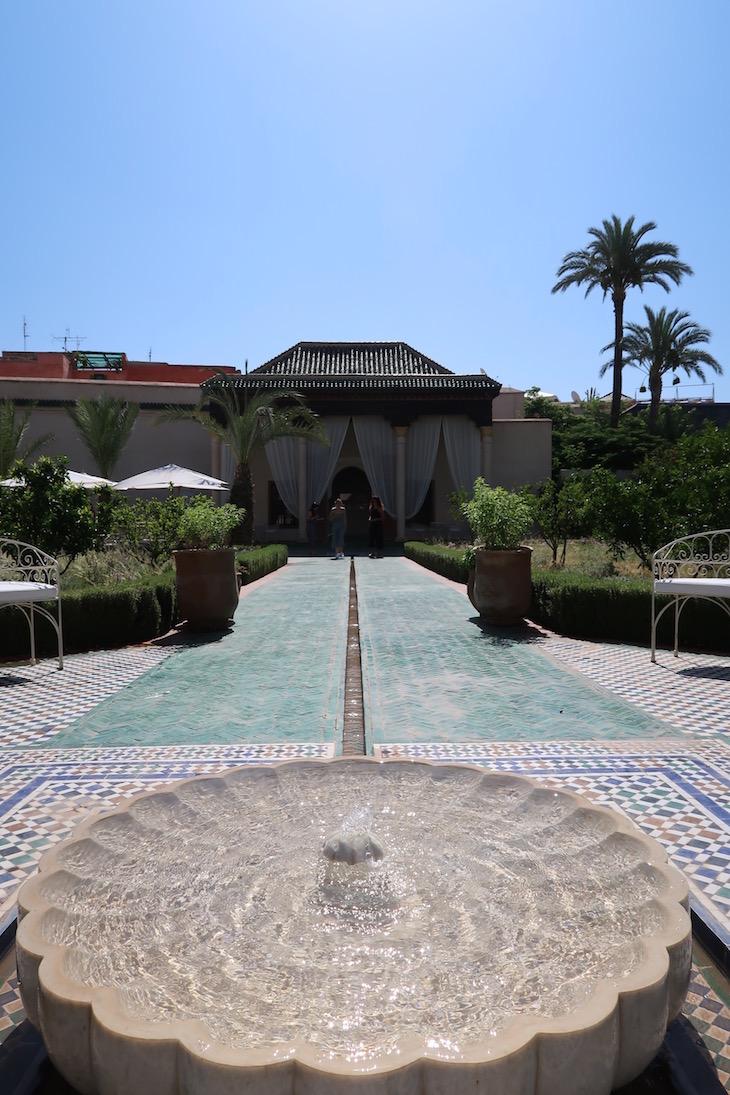 Le Jardin Secret - Marraquexe - Marrocos © Viaje Comigo