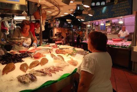 Mercat de Galvany - Barcelona © Viaje Comigo