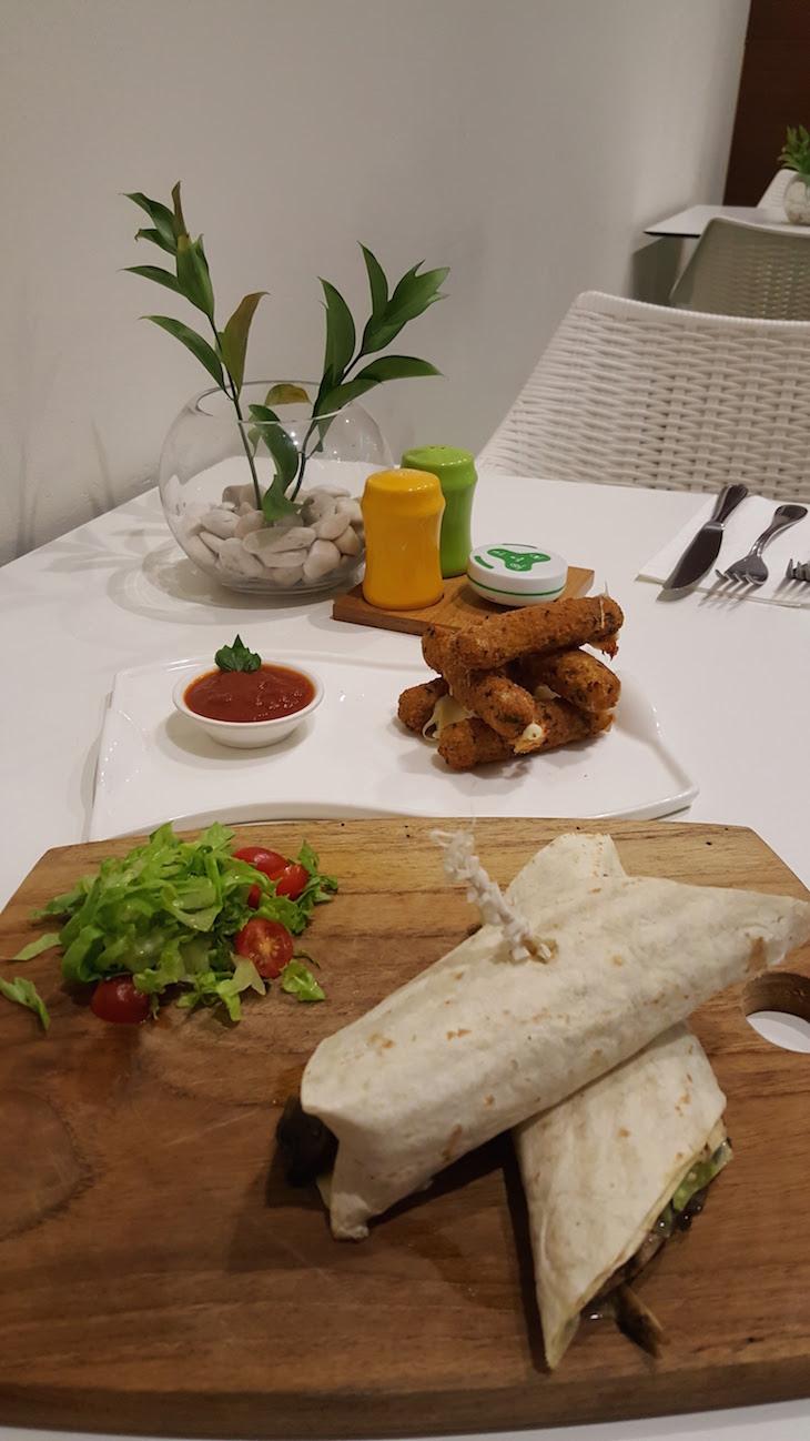 Kuna Cuisine - Best Western Plus Panama Zen Hotel, Cidade do Panamá © Viaje Comigo