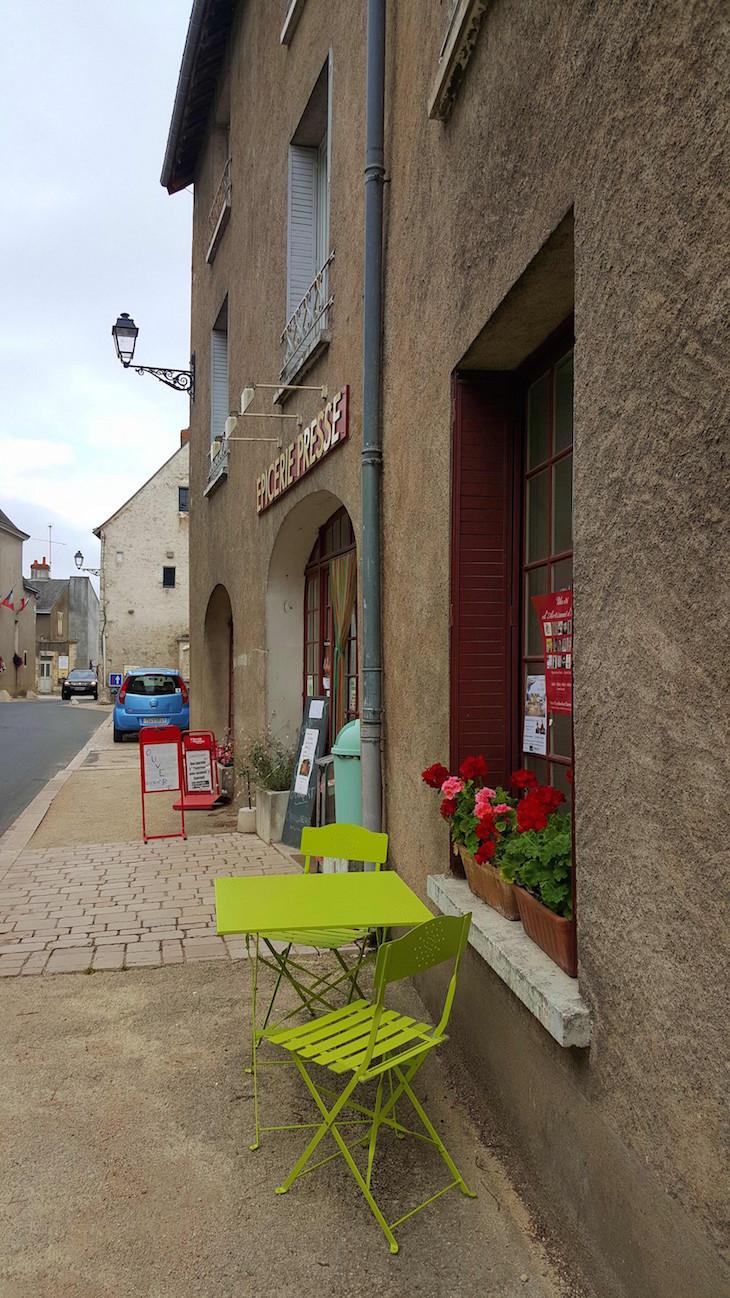 Saint-Dyé-Sur-Loire - Vale do Loire - França © Viaje Comigo