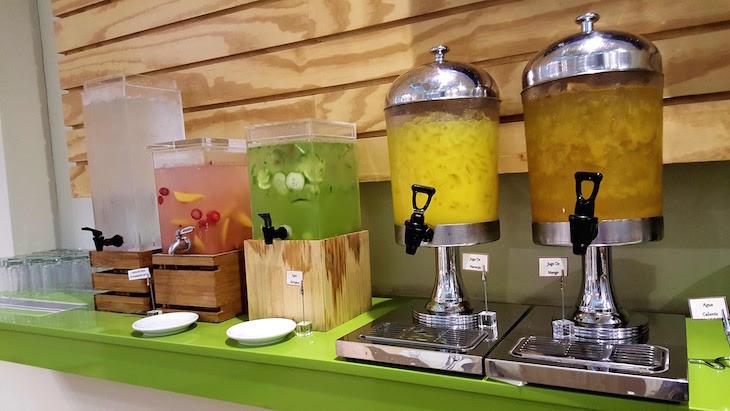 Pequeno-almoço no Best Western Plus Panama Zen Hotel, Cidade do Panamá © Viaje Comigo