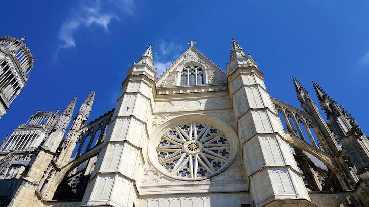 Catedral de Orléans, Vale do Loire, França© Viaje Comigo