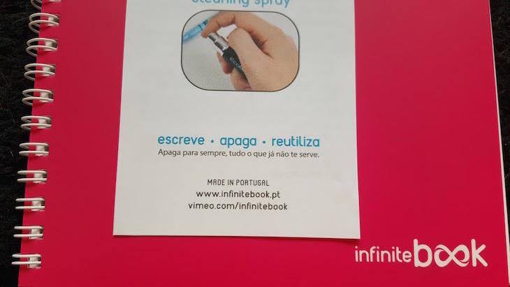Infinite Book © Viaje Comigo