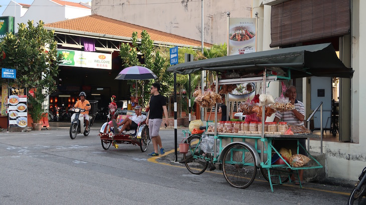 Armenian Street - George Town - Penang - Malásia © Viaje Comigo